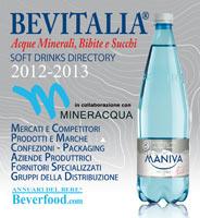 Annuario Bevitalia Acque Minerali Bibite e Succhi 2008