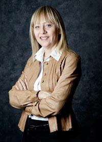 Patrizia Cecchi, Direttore di Business Unit di Rimini Fiera