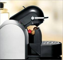 Concep Machine Nespresso Design