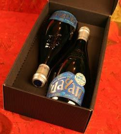 Le Baladin Birra Artigianale Confezione Natale Wayan standard e cult edition 2003