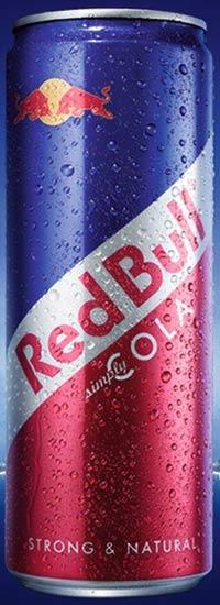 Lattina Red Bull Simply Cola