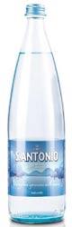 Bottiglia Acqua Minerale Fonte S. Antonio Bottiglia Vetro Naturale Ritorazione Horeca