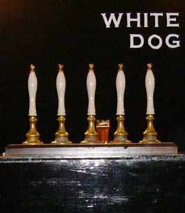 Impianti  Spina Microbirrificio Birreria White Dog Birra Real Ale Inglese