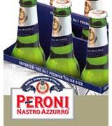 Bottiglie Vetro Nastro Azzurro Peroni