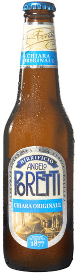 Birra Birrificio Angelo Poretti 1877 confezione Bottiglia BOCK CHIARA DOPPIO MALTO