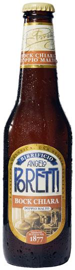 Birra Birrificio Angelo Poretti 1877 confezione Bottiglia CHIARA ORIGINALE