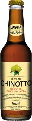 Bottiglia Vetro Chinotto Lurisia
