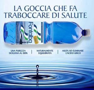 Slogan acqua