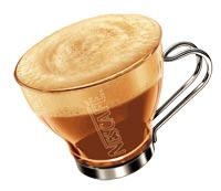 Tazzina Caffè e Ginseng