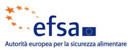 Logo Efsa Autorità Europea per la sicurezza Alimentare