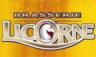 Logo Brasserie Licorne