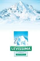 Logo Levissima con Montagna Valtellina