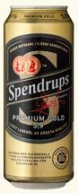 Lattina Can 50 cl Birra Spendrups Babbo Natale Svedesi Scandinava
