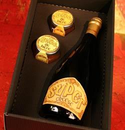 Le Baladin Birra Artigianale Confezione Natale cheese della Super Baladin