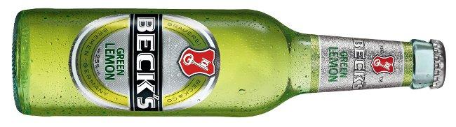 Bottiglia Backs Green Lemon