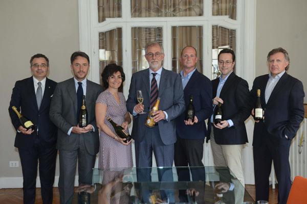 Milano soci Club dei Distributori ed Importatori Nazionali di vini e spirits di eccellenza;