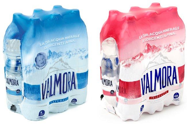 Fardelli acqua Valmora
