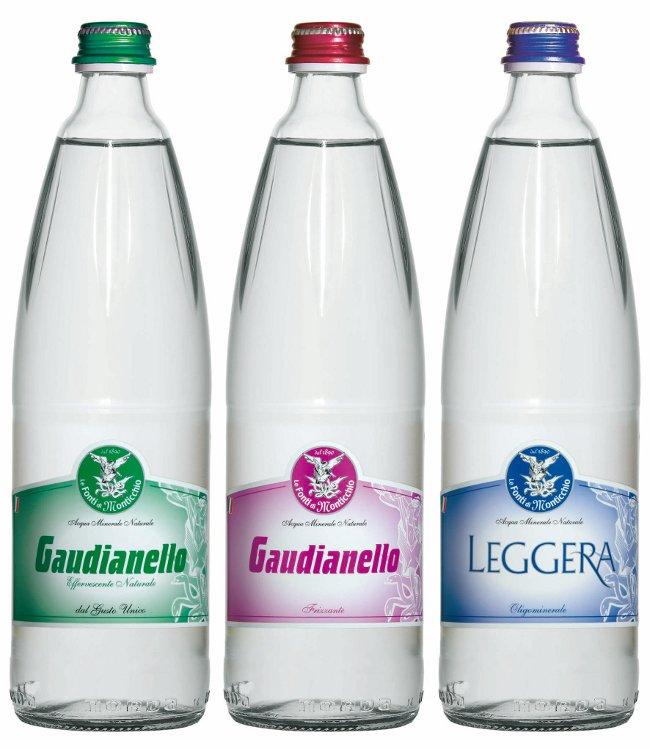 Il gruppo norda presenta le nuove bottiglie liberty dell for Acqua design italia