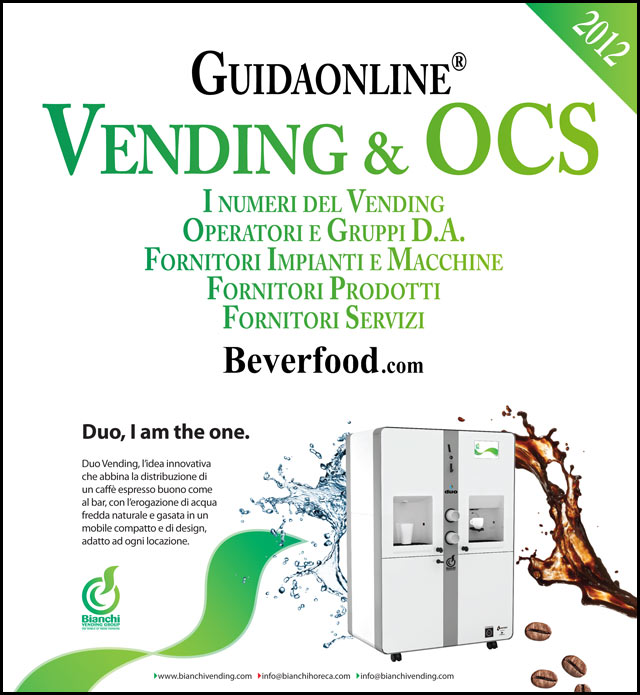 GuidaOnLine Vending & OCS 2012 Beverfood