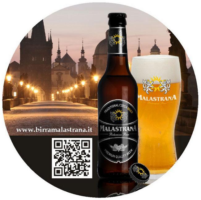 malastrana birra QR Codes Birra Ceca